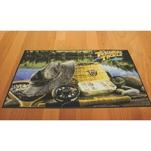 DigiPrint™ High Definition Nylon Indoor Carpeted Logo Mat (4'x6')