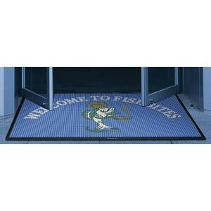 Waterhog™ Inlay Indoor/Outdoor Logo Mat w/Surface Nubs (2'x3')
